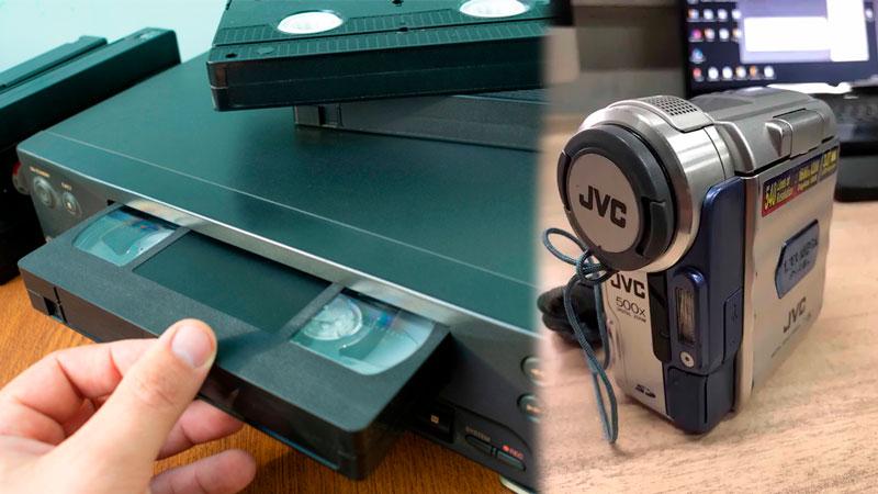 Cómo pasar cintas VHS al ordenador